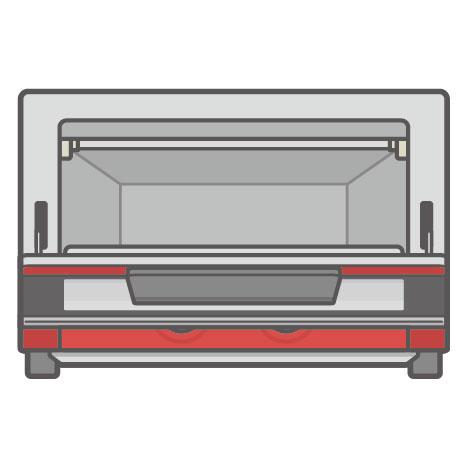 オーブントースター | 無料イラスト素材の素乃庵